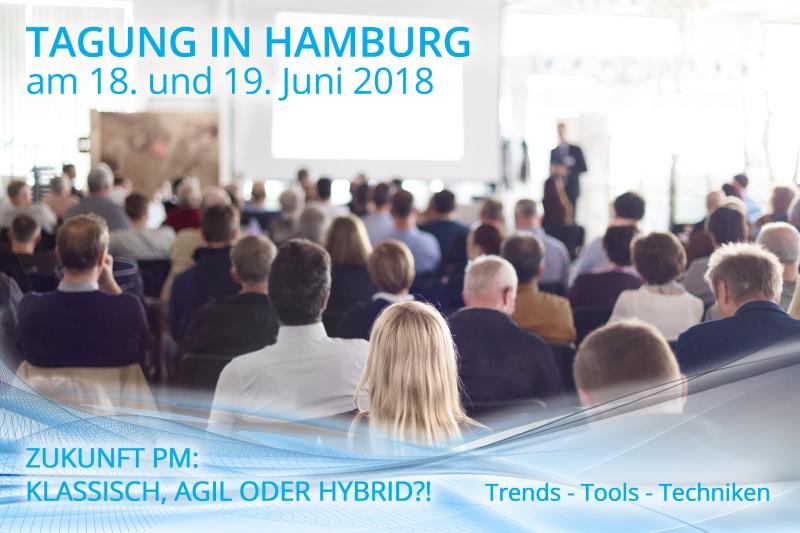 Event: Zukunft Projektmanagement - klassisch, agil oder hybrid?!
