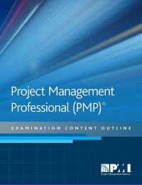 PMP Examination Content Outline 2019